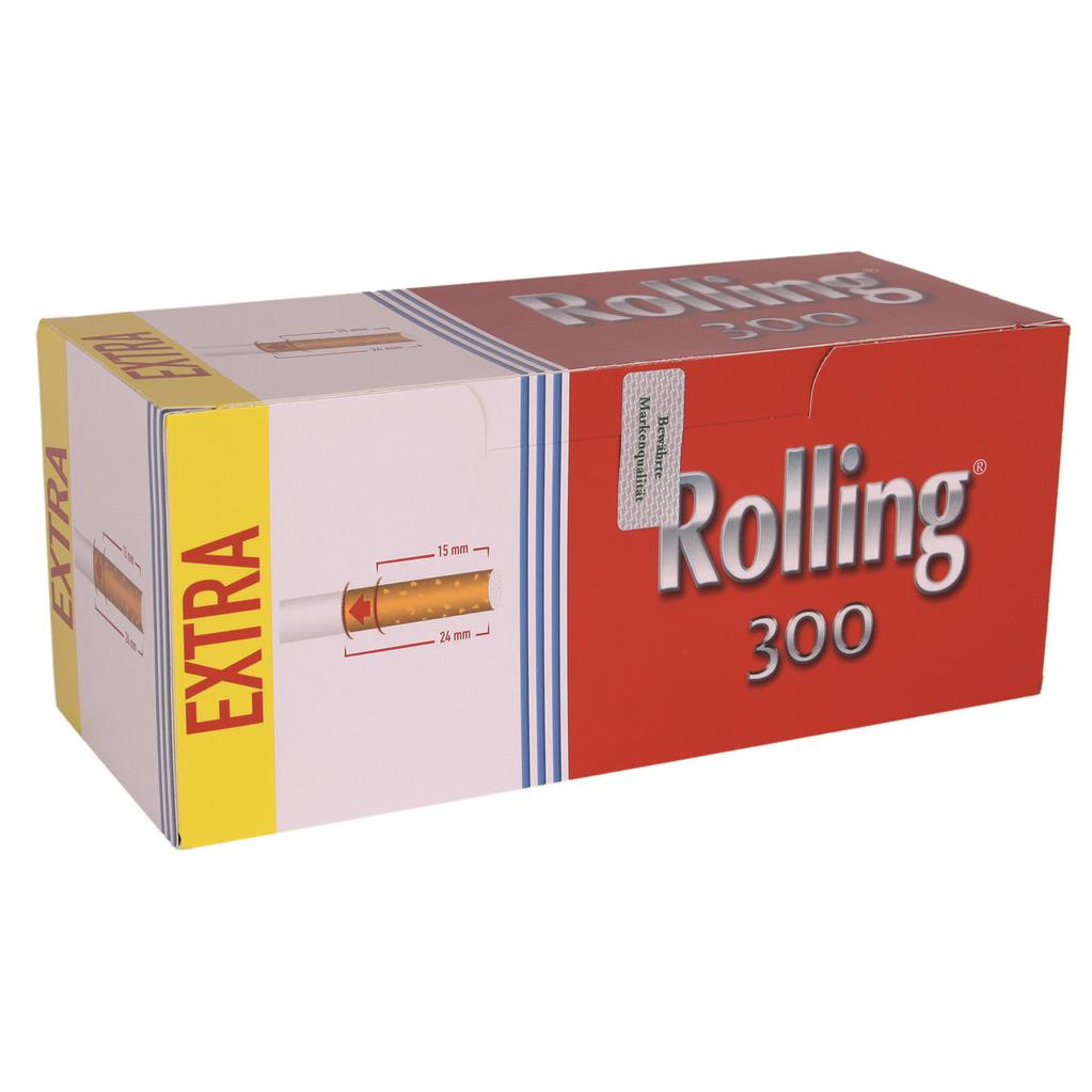 ROLLING Hülsen King Size Extra 300